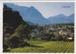 LIECHTENSTEIN - AK 382756 Vaduz - Liechtenstein