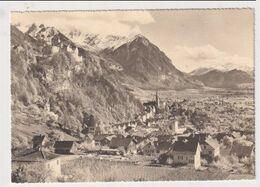 LIECHTENSTEIN - AK 382760 Vaduz - Liechtenstein