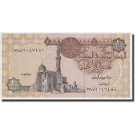 Billet, Égypte, 1 Pound, 1978-1988, KM:50a, NEUF - Egipto