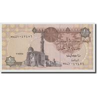 Billet, Égypte, 1 Pound, Undated (1980-84), KM:50l, NEUF - Egipto