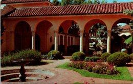 New Mexico Philmont Patio Of Villa Philmonte 1965 - Etats-Unis