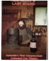(D 18) Australia - VIC - Ned Kelly (Bush Ranger) First Computorised Live Theatre In Australia - Gefängnis & Insassen