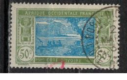 COTE D'IVOIRE    N°  YVERT  : 69   ( 3 )    OBLITERE       ( Ob   7/ 52 ) - Costa De Marfil (1892-1944)