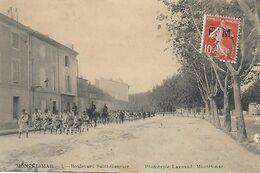 26)  MONTELIMAR  - Boulevard Saint Gaucher - Montelimar