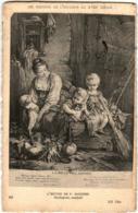 31nd 510 CPA - L'OEUVRE DE F. BOUCHER - Peintures & Tableaux