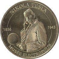 2020 MDP232 - MULHOUSE - Musée EDF Electropolis 5 (Nikola Tesla) / MONNAIE DE PARIS - Monnaie De Paris