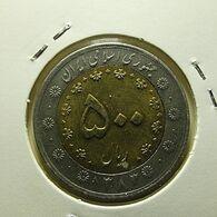 Iran 500 Rials 1383 - Irán