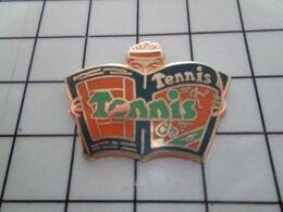 1420 Pin's Pins / Beau Et Rare / THEME : SPORTS / TENNIS MAGAZINE Par DECAT - Tennis