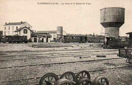 Vue - Saint Germain Laval
