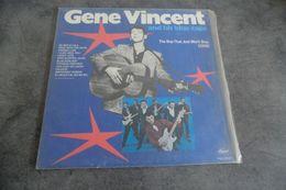 Disque - Gène Vincent And His Blue Caps - The Bop That Just Won't Stop (1956) - Capitol ST-11287 - 1974 US - - Rock