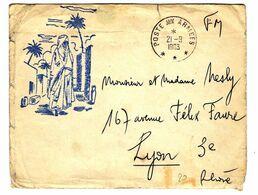 34596 - Enveloppe  Illustrée - Marcofilia (sobres)