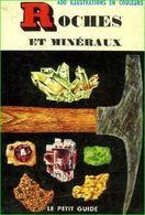 ROCHES ET MINÉRAUX PAR PAUL SHAFFER - HACHETTE -1962 - Minerals