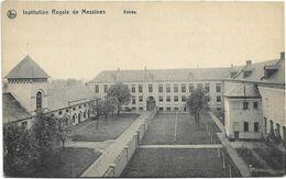Mesen - Messines   *  Institution Royale De Messines - Entrée - Messines - Mesen