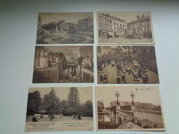 Lot De 60 Cartes Postales De Belgique         Lot Van 60 Postkaarten Van België  - 60 Scans - 5 - 99 Postkaarten