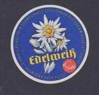 Ancienne étiquette Fromage Autriche Fleur Edelweiss - Kaas