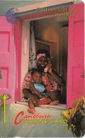 British Virgin Islands- 10CBVB-WOMAN CALL - Vierges (îles)