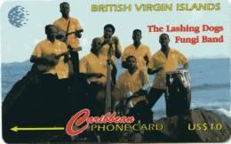 British Virgin Islands-143CBVC-FUNGI BAND - Vierges (îles)