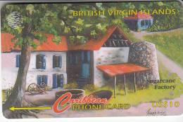 British Virgin Islands- 193CBVH - CULTURAL HERITAGE - Vierges (îles)