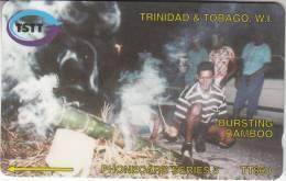 TRINIDAD & TOBAGO - 98CTTA - BURSTING BAMBOO - Trinité & Tobago