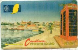 GRENADA-  6CGRB-CARENAGE ST.GEORGES - Grenada