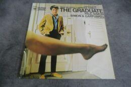 Disque - Simon & Garfunkel - Dave Grusin - The Graduate - CBS S70042 - - Rock