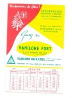 Buvard Pharmaceutique Vanilone Fort - Chemist's