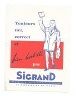 Buvard Sigrand - Textile & Clothing