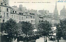 GUINGAMP Marche Au Beurre - Guingamp