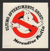 Stikers Motta Merendine Milano Ghostbusters Columbia Pictures Fantasmi Ghost Fantômes FAS00018 - Andere