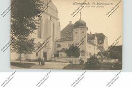 0-8291 PANSCHWITZ - KUCKAU, Klosterkirche St. Marienstern, Abtei & Institut - Panschwitz-Kuckau