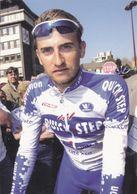 CYCLISME   FRANCK VANDENBROUCKE - Cycling