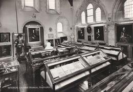 Cromwell Museum Huntingdon Vintage Real Photo Postcard - Storia