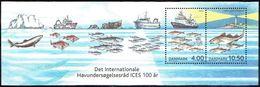 Denmark #  From 2002 STAMPWORLD 1318-19** - Nuovi