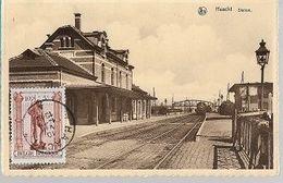 ST/17//   1943     HAACHT  STATION - Belgien