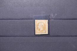 FRANCE - N° Yvert 16 Napoléon 40ct , Orange Pâle, Belles Marges Dont 2 Voisins  - L 64733 - 1862 Napoleone III