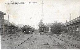 ST/17//  HEIST OP¨DEN BERG   TRAMSTATIE  1910 - Non Classés