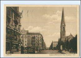 Y16964/ Berlin Immanuel-Kirchstraße  Ecke Prenzlauer Allee AK Ca.1930 - Deutschland