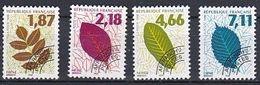 France Préoblitéré De 1996 YT 236 à 239 Neufs - 1989-....