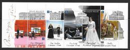 België/Belgique 2013 - B139xx - Verdi & Wagner. - Booklets 1953-....