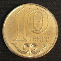 KAZAKHSTAN - 10 TENGE 2000 - KM 25 - Kazakhstan