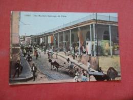 The Market  Santiago De   Cuba Ref 4227 - Cuba