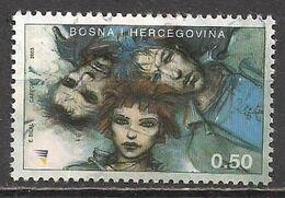 Bosnien - Herzegowina  (2003)  Mi.Nr.  306  Gest. / Used  (12ga01) - Bosnie-Herzegovine
