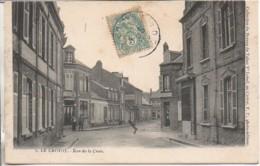 80 LE CROTOY  Rue De La Croix - Le Crotoy