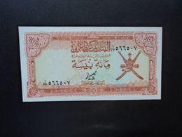 OMAN * : 100 BAISA   ND 1977     P 13a     NEUF - Oman