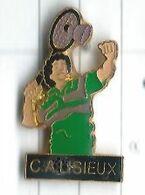 Badminton CA Lisieux (14) Joueur Volant - Badminton