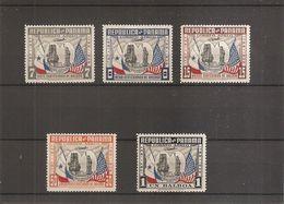 Panama ( PA 43/47 X -MH) - Panama