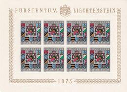 Liechtenstein, Kleinbogen Nr. 590**  (K 3550) - Bloques & Hojas