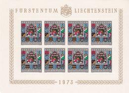 Liechtenstein, Kleinbogen Nr. 590**  (K 3550a) - Bloques & Hojas