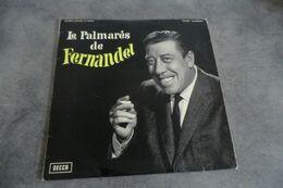 Disque - Fernandel - Le Palmarès De Fernandel - DECCA 100.058 - 1971 France - - Disco, Pop