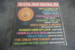 Disque - Solid Gold Volume 2 -Various Artists - Musicor Records MS 3255 - 1973 US - - Rock